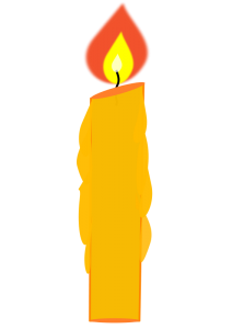 14139-illustration-of-a-candle-with-a-burning-flame-pv